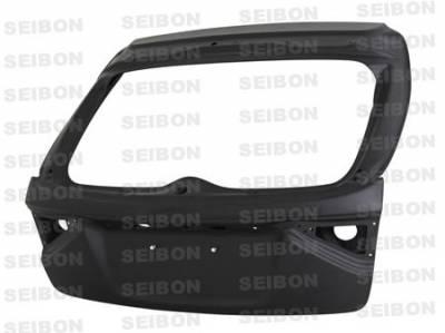 Impreza - Trunk Hatch - Seibon - Subaru Impreza Seibon OEM Style Dry Carbon Fiber Trunk - TL0809SBIMPHB-DRY