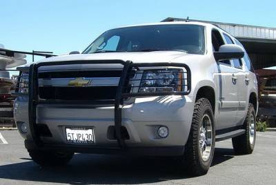 Grilles - Grille Guard - Aries - GMC Sierra Aries Grille Guard - 1PC