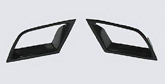 Camaro - Body Kit Accessories - Street Scene - Chevrolet Camaro Street Scene Lower Grille Ducts - Pair - 950-70235