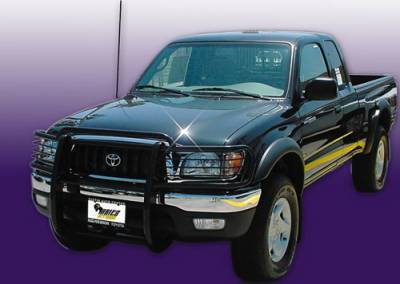 Grilles - Grille Guard - Aries - Toyota Tacoma Aries Grille Guard - 1PC