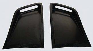 F350 - Body Kit Accessories - Street Scene - Ford F350 Street Scene Fender Scoops for Factory Dually Fenders - 950-72159