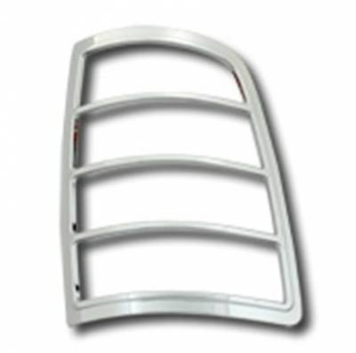 Headlights & Tail Lights - Tail Light Covers - SES Trim - Dodge Ram SES Trim Tail Light Bezel - TL152
