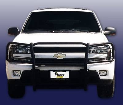 Grilles - Grille Guard - Aries - Chevrolet Trail Blazer Aries Grille Guard - 1PC