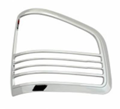 Headlights & Tail Lights - Tail Light Covers - SES Trim - Ford Explorer SES Trim Tail Light Bezel - TL153