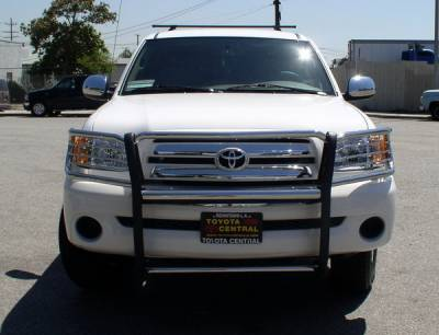 Grilles - Grille Guard - Aries - Toyota Tundra Aries Grille Guard - 1PC