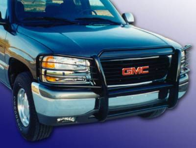 Grilles - Grille Guard - Aries - GMC Yukon Aries Grille Guard - 1PC