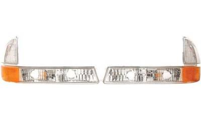 Headlights & Tail Lights - Corner Lights - APC - Dakota Durango Euro Clear Corner Lights