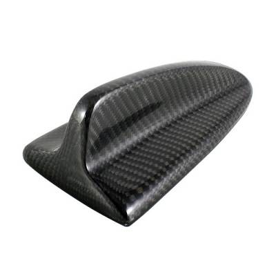3 Series 2Dr - Body Kit Accessories - Spyder - BMW 3 Series 2DR Spyder Roof Antenna Shark Fin - Carbon - ACC-033