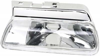 Headlights & Tail Lights - Corner Lights - APC - Dodge Neon Clear Bumper Lights