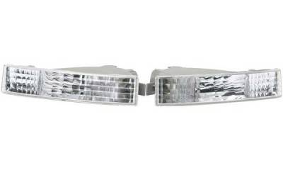 Headlights & Tail Lights - Corner Lights - APC - Prelude Clear Bumper Lens