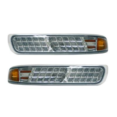 Headlights & Tail Lights - Corner Lights - APC - Chevrolet Suburban APC Parking Lights