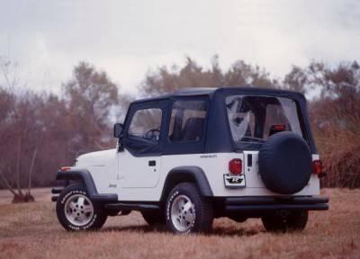 Ragtops Sunroofs - OEM - Rampage - Suzuki SideKick Rampage Soft Top