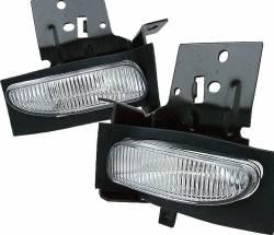 Headlights & Tail Lights - Fog Lights - 4CarOption - Ford Mustang 4CarOption Fog Light Kit