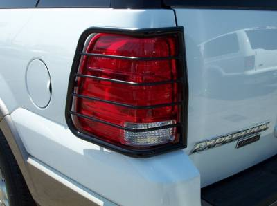 Headlights & Tail Lights - Tail Light Covers - Aries - Ford Expedition Aries Taillight Guard Covers