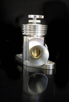 Agency Power - Subaru WRX Agency Power Adjustable Blow Off Valve - CNC Aluminum - Image 2