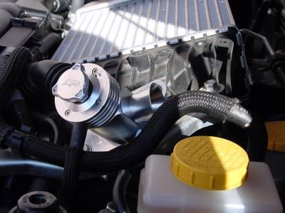 Agency Power - Subaru WRX Agency Power Adjustable Blow Off Valve - CNC Aluminum - Image 5