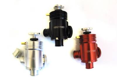 Performance Parts - Blow Off Valve - Agency Power - Porsche 911 Agency Power Adjustable Blow Off Valve