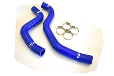 Agency Power - Mitsubishi Evolution 8 Agency Power Silicon Radiator Hose with Clamps - Image 4