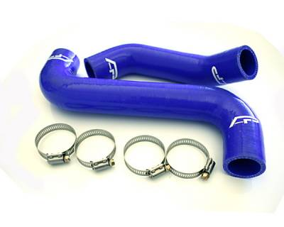 Agency Power - Subaru WRX Agency Power Silicon Radiator Hose with Clamps - Image 2