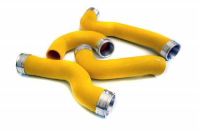 Agency Power - Porsche 911 Agency Power Silicon Boost Hose with Fittings & Clamps - Image 2