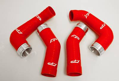 Agency Power - Porsche 911 Agency Power Silicone Boost Hose Kit - Image 1