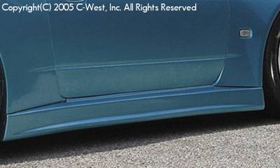 Silvia - Side Skirts - C-West - Side Skirt