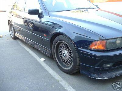 5 Series - Side Skirts - Custom - HM Style E39 Side Skirts