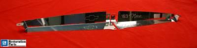 Nova - Body Kit Accessories - Undercover Innovations - Chevrolet Nova Undercover Innovations Aluminum Nova Show Panel