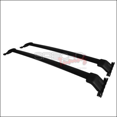 Pilot - Body Kit Accessories - Spec-D - Honda Pilot Spec-D OEM Style Roof Rack - RRB-PLT09BK