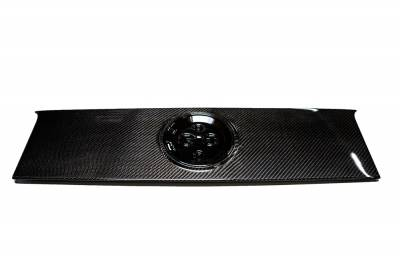 Body Kits - Body Kit Accessories - TruFiber - Ford Mustang TruFiber Carbon Fiber LG42 Blackout Blackout Panel TC10025-LG42