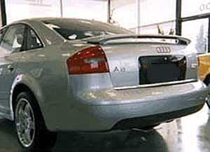 Spoilers - Custom Wing - Custom - Carbon Fiber Rear Wing Spoiler