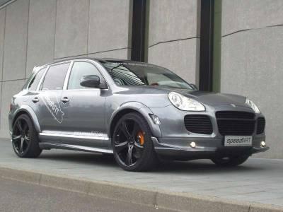SpeedArt - Porsche Cayenne Titan Aero Kit