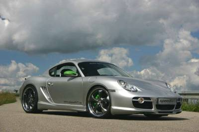 Cayman - Body Kits - SpeedArt - Porsche Cayman SAR Aero Kit