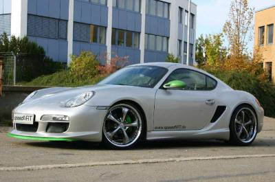 Cayman - Body Kits - SpeedArt - Porsche Cayman CS Aero Kit