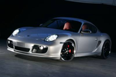 Cayman - Body Kits - Tech Art - Porsche Cayman Aero Kit by TechArt