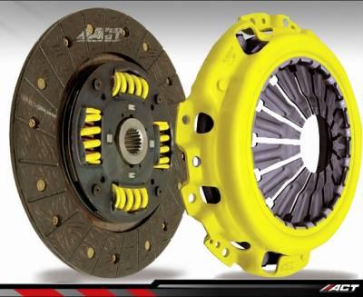 Performance Parts - Performance Clutches - ACT - Honda Del Sol ACT Advanced Clutch Kit