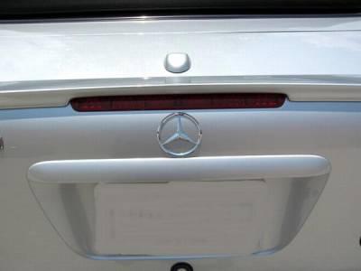 Spoilers - Custom Wing - Custom - Cabrio Lip Spoiler