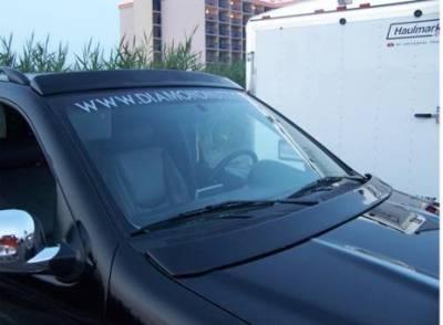 Spoilers - Custom Wing - Custom - Windshield Spoiler