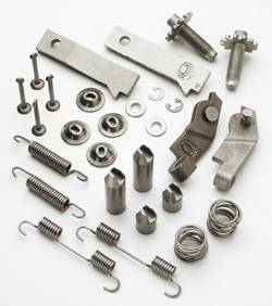 Brakes - Brake Components - SSBC - SSBC Stainless Steel Parking Brake Hardware Kit - A15