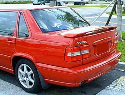 Spoilers - Custom Wing - Custom - OE Style rear Wing Spoiler