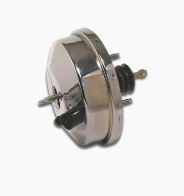 SSBC - SSBC 9 Inch Chrome Booster Master Cylinder - A28138C