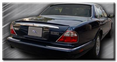 Spoilers - Custom Wing - Custom - Sport Trunk Spoiler