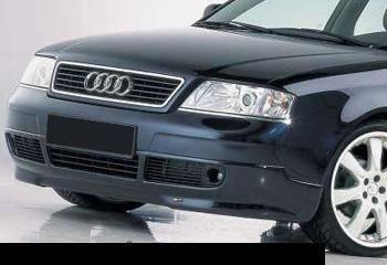 A6 - Front Bumper - Custom - Sport Front Spoiler