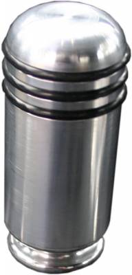 Steeda - Ford Mustang Steeda Billet Cylindrical Shift Knob - 16186