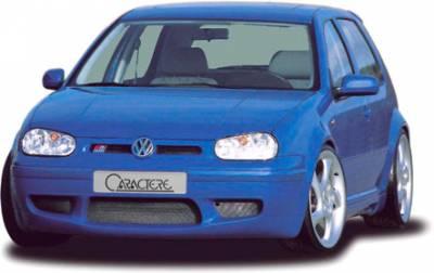 Golf - Front Bumper - Caractere - Front Bumper Spoiler