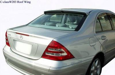 Wings and Spoilers - OEM - Custom - Roof Wing Spoiler