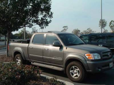 Suv Truck Accessories - Chrome Billet Door Handles - TFP - TFP Stainless Steel Door Handle Insert Accent - 457