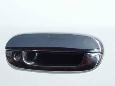 Suv Truck Accessories - Chrome Billet Door Handles - TFP - TFP Stainless Steel Door Handle Insert Accent - 494