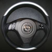 Car Interior - Steering Wheels - Sherwood - Mazda 3 Sherwood Steering Wheel