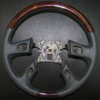 Car Interior - Steering Wheels - Sherwood - Chevrolet Avalanche Sherwood Steering Wheel